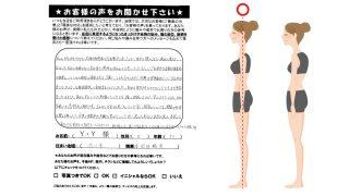 渋川市 Y・Y様 女性 50歳 団体職員